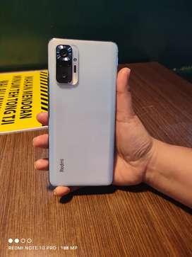 Redmi Note 10 Pro 8/128 GB, limited Glacier Blue