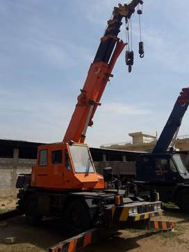 TADANO CRANE 1993 on Easy EMI process 20%D.P One Step Solution Pvt.Ltd