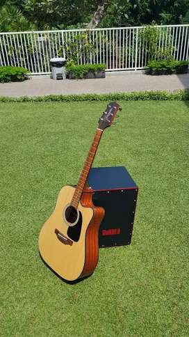 Gitar Akustik Elektrik TAKAMINE Tipe ED2DC