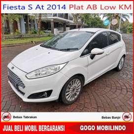 Ford Fiesta 1.5 S At 2014 Plat AB Low KM Bisa Kredit