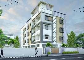 3bhk Luxury flats at T.nagar