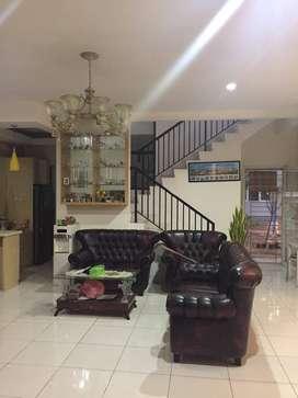 Dijual Rumah di Dalam Cluster Discovery di Bintaro Jaya Sektor 9 (4 M)
