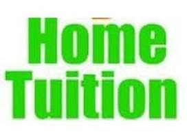 We Require Female.Male Home Tutors/Teachers for Home Tuition