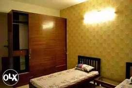 2 sharing 3 sharing room available at prahaladnagar