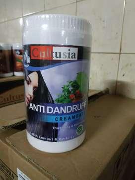Cultusia creambath 1kg anti dandruf