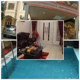 RUMAH CANTIK FUL FURNISHED MINIMALIS MODERN, EXCLUSIVE, EXCELLENT.
