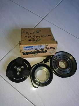 Magnet Clutch, center piece, Pulley Kompresor AC Mobill