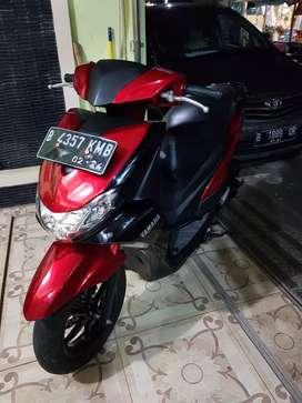 Yamaha freego 125 type biasa 2019