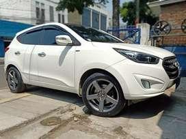 Hyundai tucson pakai velg hsr steve r18x8 bisa kredit DP 10% bunga 0%