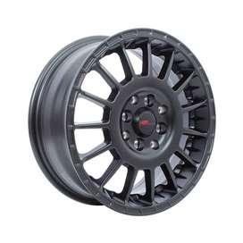 Jual velg murah Cibubur HSR R15 untuk Mobil Carry, Valco, Vios