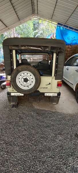Mahindra Jeep 2001 Diesel 80000 Km Driven
