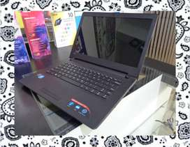 Laptop Lenovo Ideapad 110 Intel CPU N3160 - PASTI UNTUNG !