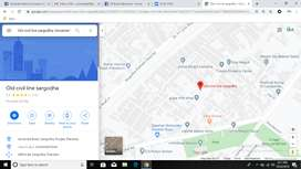 15 Marla Property to sell Main road cilvil lines /Nearby Jail chowk