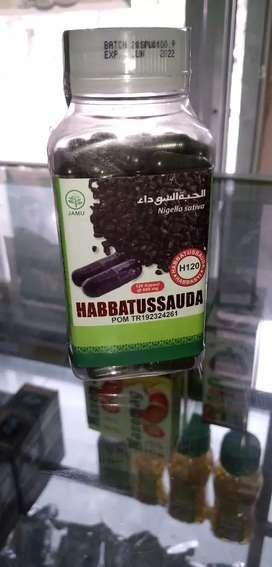 Habbatussauda sudah jelas shahih shihah kios madu kurma zaitun gamat