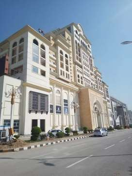 Sunset plaza ground floor shop available 140 sqft  new city 2