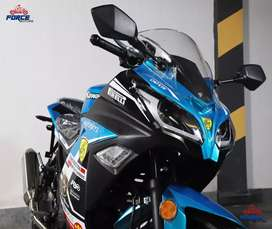 Heavy bike ninja 300cc latest design force motor sports