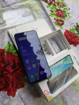 Oppo A9 2020 mobile phone complete box