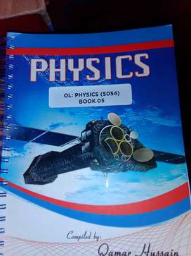O level Physics past papers both yearly and topical with notes