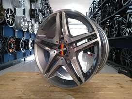 velg HSR ROSTOCK R16 for mercedes inova grandmax xpander alphard dll