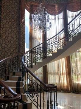 Rumah MEWAH Dengan Interior Elegan, dan Strategis Cempaka Bintaro