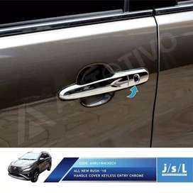 cover handle chrome all new TERIOS ( kikim variasi paris )