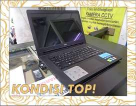 Laptop Dell Inspiron 3458 Intel Core i5-5200 - KONDISI TOP !