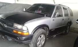 Opel blazer montera Tahun 2000