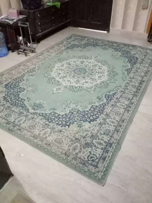 Imported Good condition carpet rug