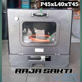 oven gas thomas cup pluss regulator selang LPG 45cm