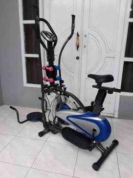 Sepeda Gym Merek Total