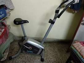 Stationary bike gym cycle for exercise