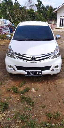 Toyota Avanza 1.3 E Manual