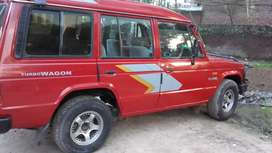 Mitsubishi Pajero 1986 import from England in 1992
