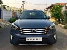 Hyundai Creta 1.6 CRDI SX OPTION, 2016, Diesel