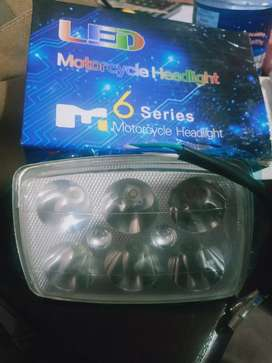 Motorcycle led light 6 series