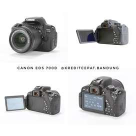 Kredit Kamera DSLR Canon 700D Promo 0%