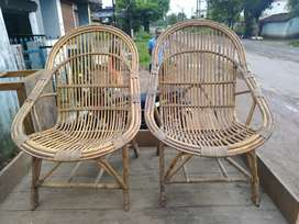 Bamboo stick chair