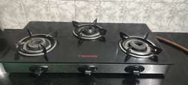 Butterfly Gas Stove 3Burners