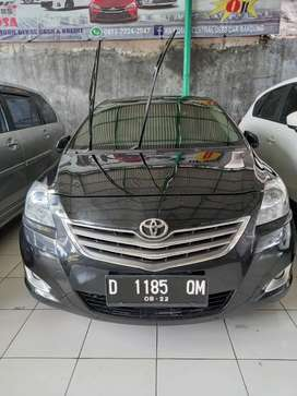 Toyota Vios G AT Limited 2012 Mulus