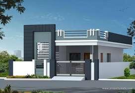 New_Independent House_ HUDA_ Single Floor_2BHK
