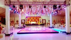 DJ Sound / Dance Floor / Truss & Lights For Wedding & Others Events