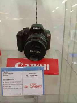 Credit Camera ,Promo 0% dan Free 1x Angsuran