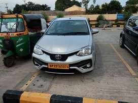 Self Drive New car