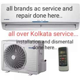 Air conditioner service and repairs