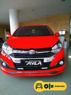 [Mobil Baru] Promo Super  Daihatsu Murah   Ayla  hanya 4 jutaan