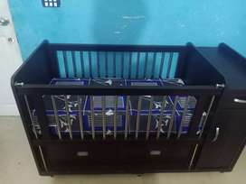 Baby bed for seeling, use 1 month.