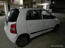 santro xing in good condition front two tyres are new ...