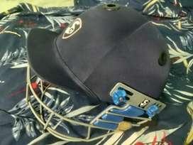 Sg cricket helmet