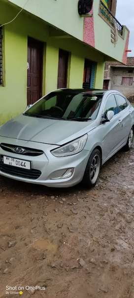 Hyundai Fluidic Verna 2011 Diesel Good Condition