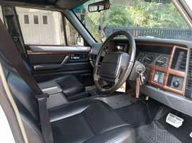 Jeep cherooke 96 a/t limeted